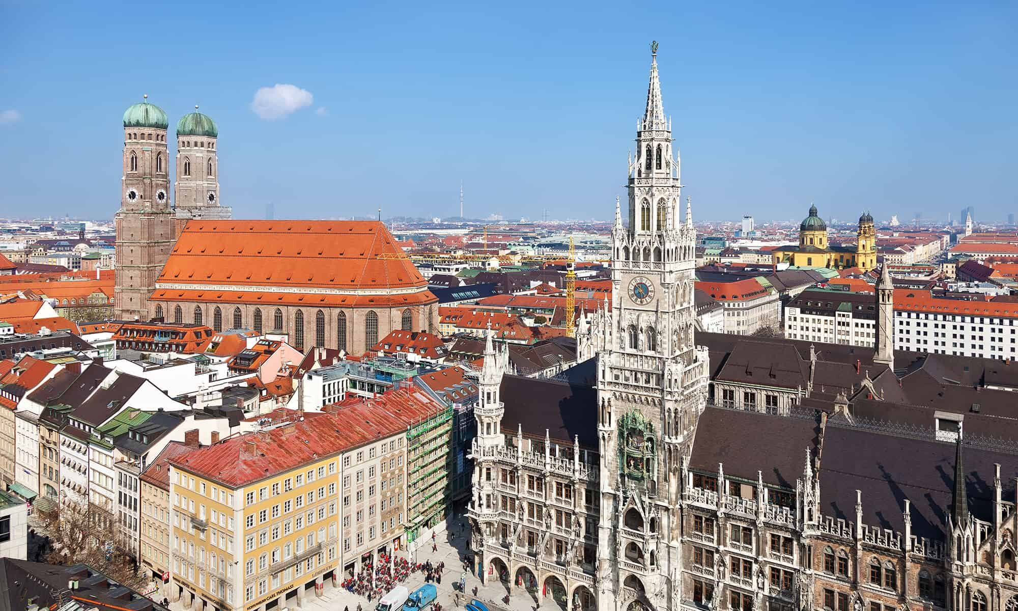 Munich - Learn German fast in a targeted, personal way with live online video sessions
